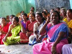 group_indian_women
